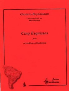 BEYTELMANN G. ESQUISSES ACCORDEON