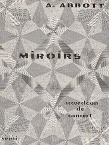 ABBOTT A. MIROIRS ACCORDEON
