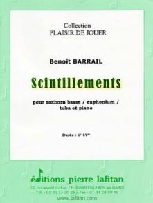 BARAIL B. SCINTILLEMENTS TUBA BASSE