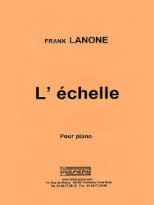 LANONE F. L'ECHELLE PIANO