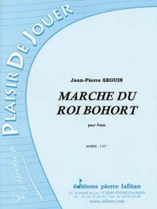 SEGUIN J.P. MARCHE DU ROI BOHORT PIANO