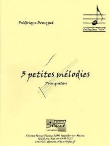 BOUSQUET F. PETITES MELODIES GUITARE