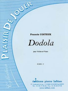 COITEUX F. DODOLA VIOLON