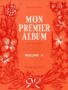 MON PREMIER ALBUM VOL 2 VIOLON