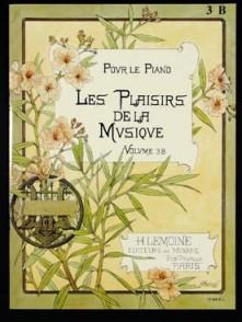 PLAISIRS DE LA MUSIQUE VOL 3B PIANO