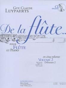 LUYPAERTS G.C. DE LA FLUTE VOL 2