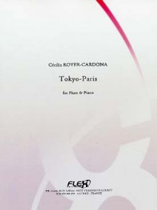 ROYER-CARDONA C. TOKYO-PARIS FLUTE