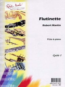 MARTIN R. FLUTINETTE FLUTE