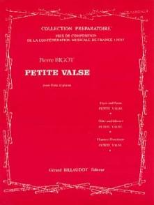 BIGOT P. PETITE VALSE FLUTE