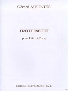 MEUNIER G. TROTTINETTE FLUTE