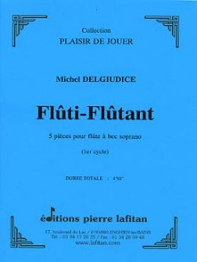 DELGIUDICE M. FLUTI-FLUTANT FLUTE A BEC