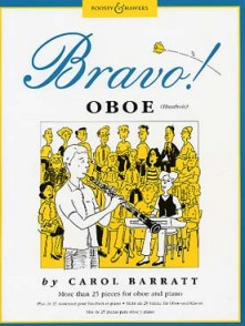BARRATT C. BRAVO OBOE HAUTBOIS