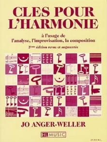 ANGER-WELLER CLES POUR L'HARMONIE