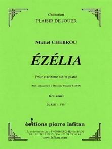 CHEBROU M. EZELIA CLARINETTE