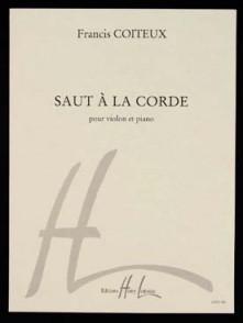 COITEUX F. SAUT A LA CORDE VIOLON