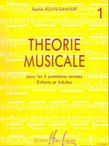 JOUVE-GANVERT S. THEORIE MUSICALE 1