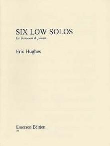 HUGHES E. LOW SOLOS BASSON