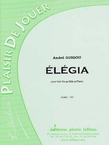 GUIGOU A. ELEGIA COR