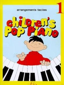CHILDREN'S POP VOL 1 PIANO