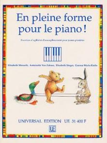 EN PLEINE FORME POUR LE PIANO