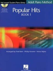 HAL LEONARD POPULAR HITS VOL 1 PIANO