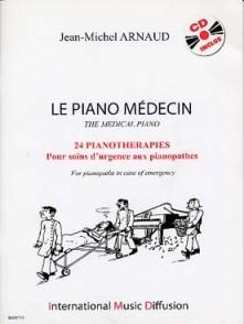 ARNAUD J.M. LE PIANO MEDECIN