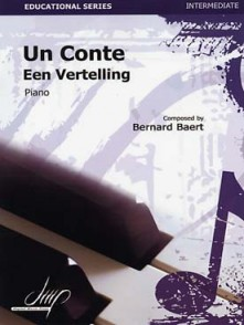 BAERT B. UN CONTE PIANO