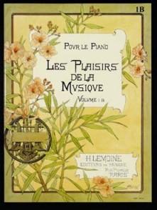 PLAISIRS DE LA MUSIQUE VOL 1B PIANO