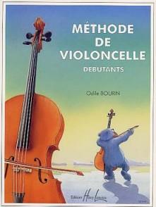 BOURIN O. METHODE DE VIOLONCELLE VOL 1