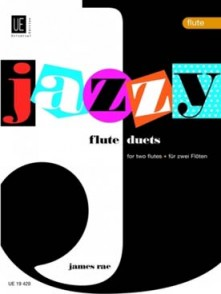 RAE J. JAZZY DUETS FLUTES