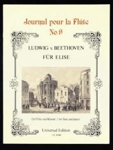 BEETHOVEN L.V. FUR ELISE FLUTE