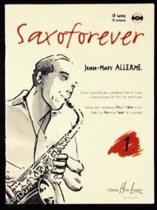 ALLERME J.M. SAXOFOREVER VOL 1
