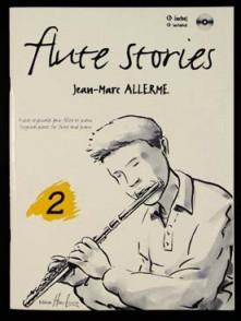 ALLERME J.M. FLUTE STORIES VOL 2 FLUTE
