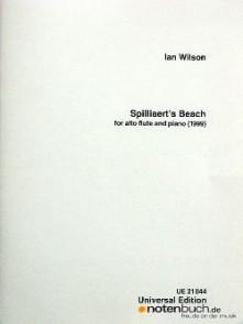 WILSON I. SPILLIAERT'S BEACH FLUTE