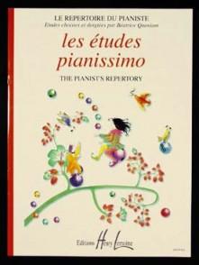 ETUDES PIANISSIMO PIANO