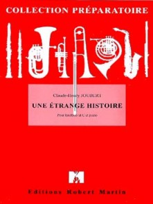 JOUBERT C.H. UNE ETRANGE HISTOIRE HAUTBOIS