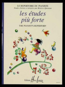 ETUDES PIU FORTE PIANO