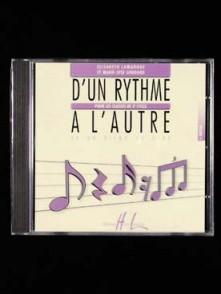 LAMARQUE E./GOUDARD M.J. D'UN RYTHME A L'AUTRE VOL 4 CD