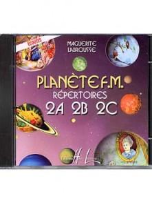 LABROUSSE M. PLANETE F.M. VOL 2 CD ECOUTES