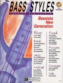 DARIZCUREN F. BASSIST NEW GENERATION