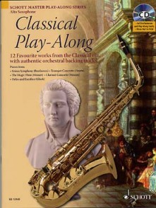 CLASSICAL PLAY-ALONG SAXO ALTO
