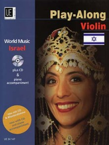 WORLD MUSIC ISRAEL VIOLON
