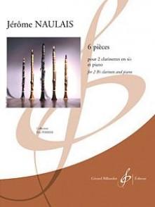 NAULAIS J. PIECES CLARINETTES