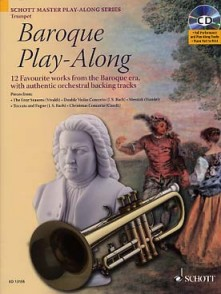 BAROQUE PLAY-ALONG TROMPETTE
