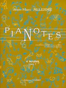 ALLERME J.M. PIANOTES LIVRE 2 PIANO 4 MAINS