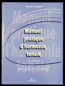 LAMPEL D. MANUEL PRATIQUE D'HARMONIE TONALE