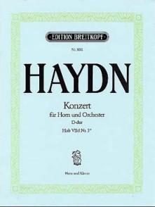 HAYDN J. CONCERTO RE MAJEUR COR