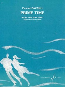 ZAVARO P. PRIME TIME PIANO