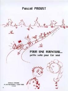 PROUST P. POUR UNE AVENTURE COR