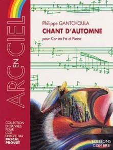 GANTCHOULA P. CHANT D'AUTOMNE COR